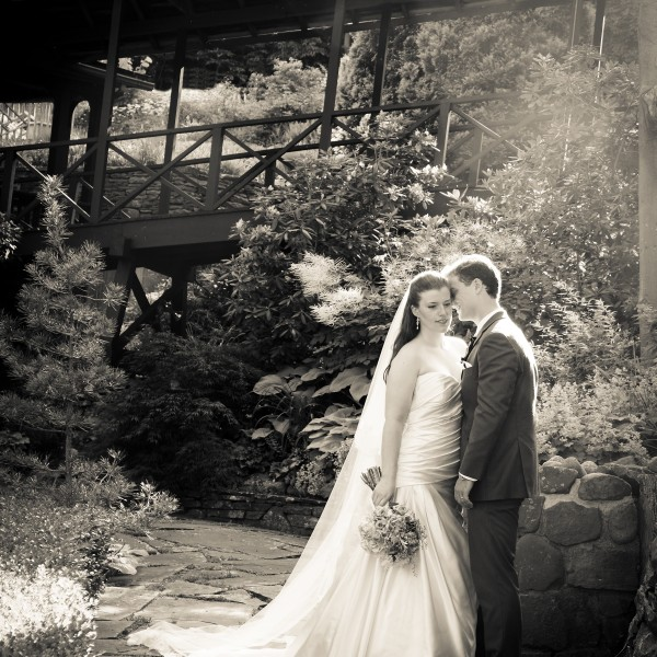 Lauren and Max are married at a Private Estate in the Catskills
