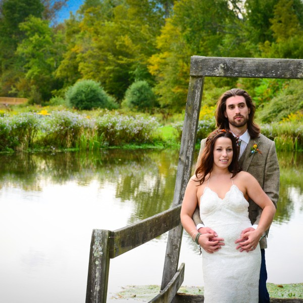 Erin and Kieran marry at Full Moon Resort