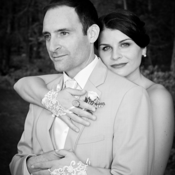 Marietta & Jim married at Mohonk Mountain House