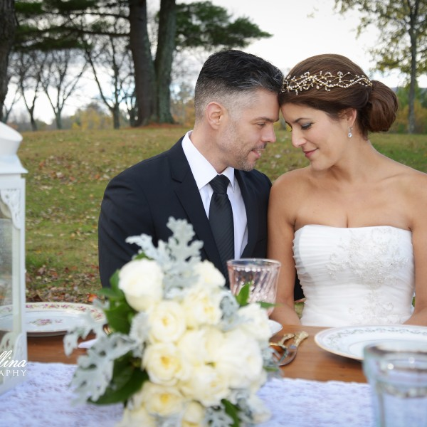 Hudson Valley Styled Shoot at Blue Mountain Manor in Saugerties, NY