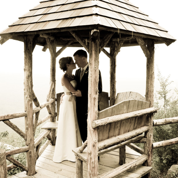 Beautiful Mohonk Mountain House weddings
